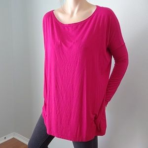Piko 1988 Hot Pink Top